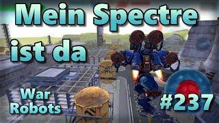 War Robots - Mein Spectre ist da - #237