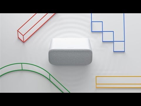 Google Home Max   Introducing Smart Sound