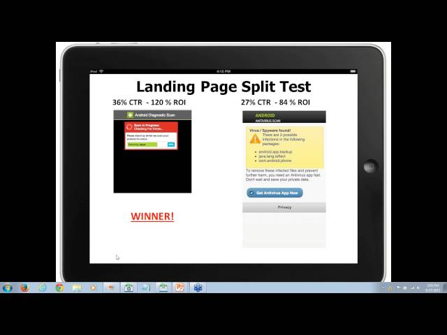 Mobile CPA Marketing - $1,000 Per Day Step-By-Step Formula