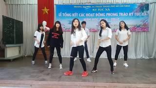 [03/06/2017] Nhảy BẮC KIM THANG & QUĂNG TAO CÁI BOONG & CRAYON - KTX HCMUE Team