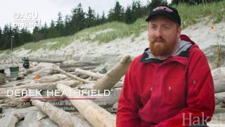 """""""Drift: Measuring the Movement of Sand Dunes"""" Produced by Josh Silberg & Hakai Institute."""