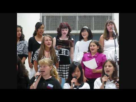 Maple Creek Middle School Choir 2