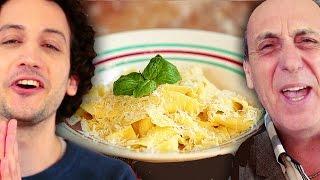 How to make Pasta dough & 5 Pasta Shapes feat. Gennaro Contaldo !
