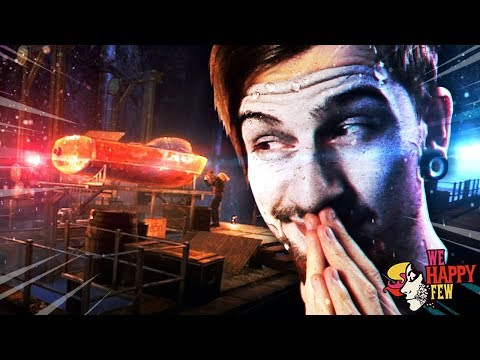 THE ESCAPE PLAN. || We Happy Few (Part 6) - SALLY'S STORY thumbnail
