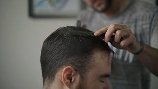 Sony A7R III S-Log2 120fps Graded & Ungraded - Cinematic Home Barbershop 120fps at 1080p