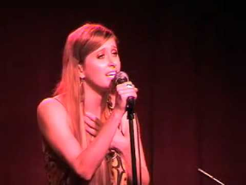 Please Dont Let Me Go - Sung by Caissie Levy on June 15th, 2009 @ Birdland