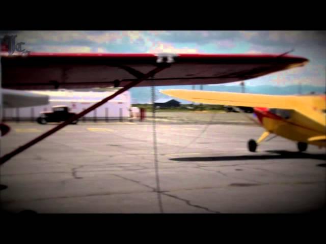 Oregon Antique & Classic Aircraft Club visits Lakeview 7-21-2014