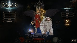 [Zildjian1974] Diablo III 聖教軍飛盾流  觀眾要求加映篇 2.6.4版