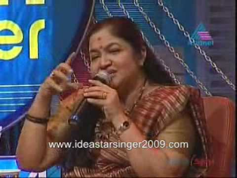 Idea Star Singer Season 4 July 9th Neethu Malayalam Song Round Judges Comments video