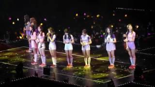 22.01.2017 아이오아이 - 소나기, I.O.I - DOWNPOUR @ Time Slip Concert LAST DAY [fancam]
