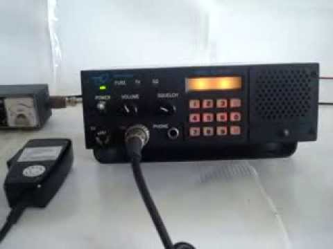 Technisonic TiL 91 DE VHF Airband transceiver2