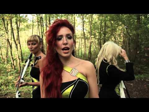 Eurosong 2014 The Exclusive Strings - Hard rock Hallelujah LORDI (videoclip)