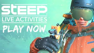 Steep - New Seasons Gameplay Trailer