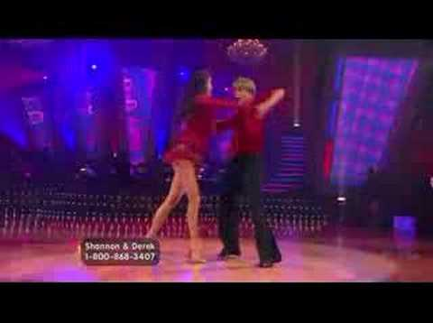 Dancing with the Stars 1 - Shannon Elizabeth