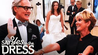Lori & Monte Try To Find a Better Dress for the Bride | Say Yes To The Dress Atlanta