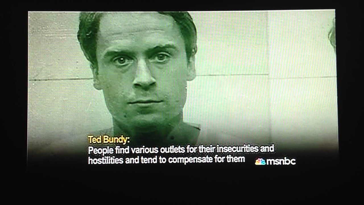 ted bundy and charles manson essay