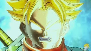 Dragon Ball Xenoverse 2: Story Mode - SUPER SAIYAN RAGE TRUNKS TRANSFORMATION【60FPS 1080P】