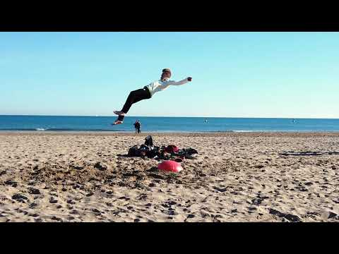 First Test Footage Of The DJI Osmo Pocket From Valencia Spain