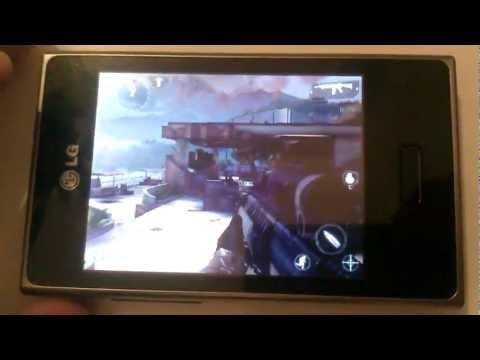 SmarthGames - Review Modern Combat 4 LG L3