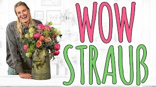 WOW STRAUß - CLASSIC BUT FANTASTIC - DIY