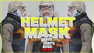 GTA 5 Online - BEST Helmet Mask Glitch! Cool Outfits! GTA 5 Glitches!