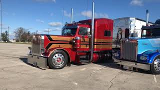 Denver Truck Painting Creations at MATS 2019