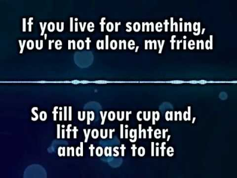 Ludacris- Rest Of My Life Feat. Usher & David Guetta [official Lyrics] video