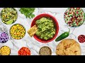 How to Increase the Volume of Guacamole Dip Video Recipe Keep Guacamole Green | Bhavna's Kitchen