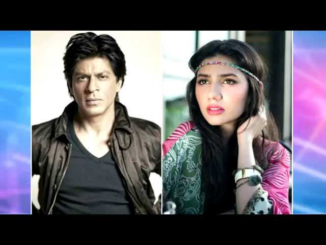 Bollywood Actor Shah Rukh Khan pairs up with Pakistan Model Mahira Khan -  Raees Movie