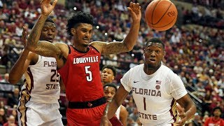 #16 Louisville vs #22 Florida State 2019-2-9 (Full Game) ᴴᴰ