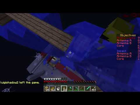 Minecraft PvP - Project Ares Ep3, 4T Angry Lambs vs Impact #1