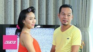 HTV2 - Trailer Vitamin cười - Chàng vợ nàng chồng