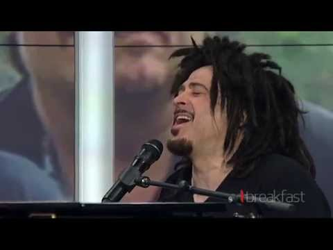 Counting Crows play classic A Long December at Breakfast studio