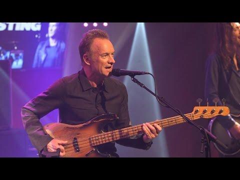 Sting - One Fine Day (live) - Le Grand Studio RTL