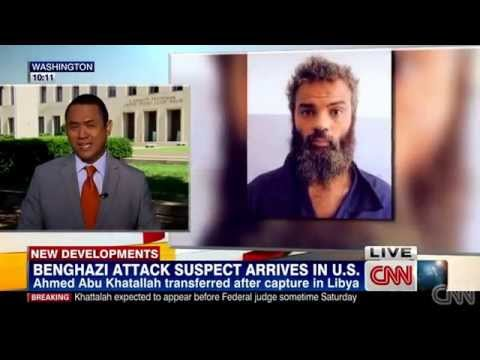 Benghazi killings suspect Abu Khatallah now in U.S.
