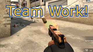 CS GO - E112 Its Fucking Team Work!