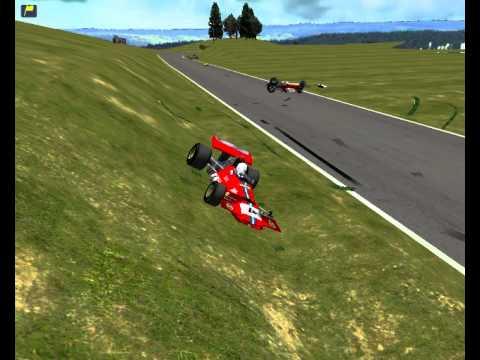 Formula 1 Crash Death Death Crash Accidents Formula
