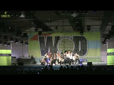 Grv [hd] | W.o.d. 2010 First Place Choreo Upper Division (pomona, Ca) video