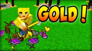 "Minecraft HUNGER GAMES - ""GOLD ONLY!"" - w/ Ali-A #58!"