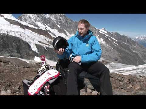 Warren Smith Ski Academy - Protection for skiing