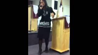 Predicando Jailene Reyes