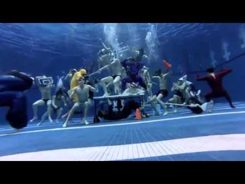 Harlem Shake - Swim Team Version