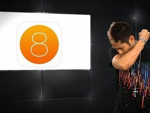 Apple Byte - The hidden features in iOS 8 Apple didn't show you