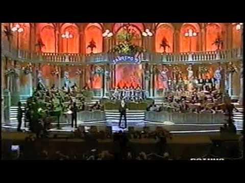 Andrea Mingardi – Sogno – Sanremo 1993.m4v
