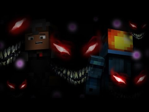 Minecraft: MINECRAFT NIGHTMARES! :( - Attack of the B-Team Modpack Ep.19