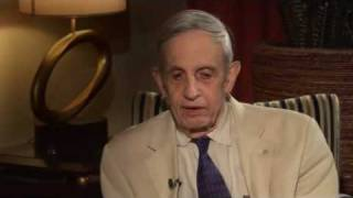 One on One - Professor John Nash - 5 Dec 09 - Part 1