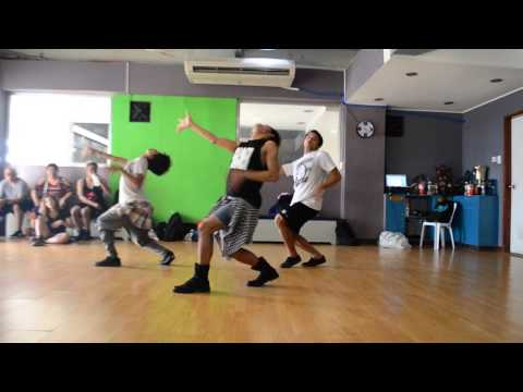 Booty - Jennifer Lopez ft. Pitbull (Choreography) | Master Class by Calvin Metran