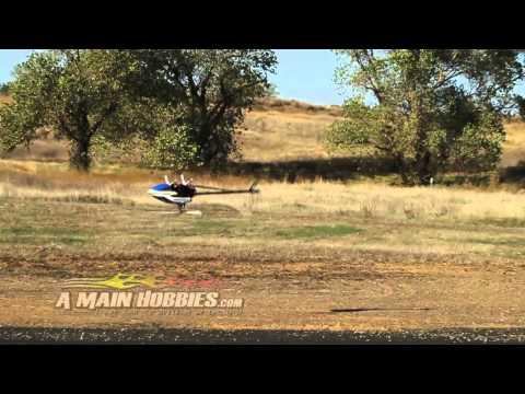 Beam Avantgarde 600 Flybarless Electric RC Heli Flight Review