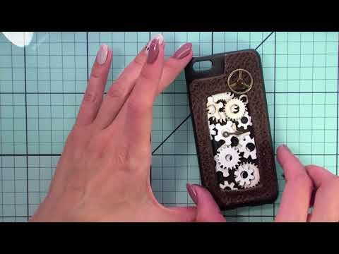 Ремонт чехла для телефона своими руками 4