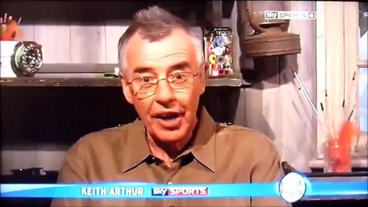 Daniel Dixon on Tight Lines Sky Sports